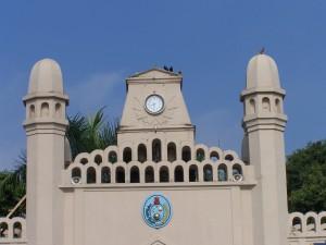 Gapura Masjid Agung Solo