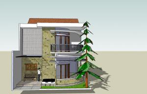 Mr Joko's House, Central Java